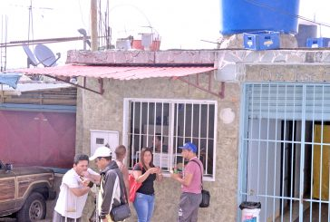 No ven el agua en Barrio Miranda hasta por 20 días