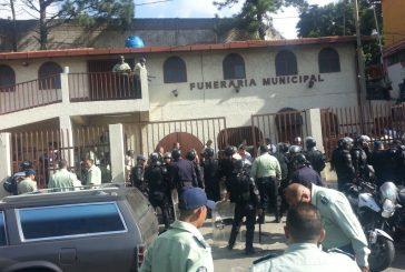 Detenidos de Poliguaicapuro intentaron fugarse