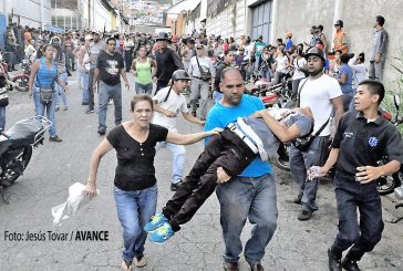 Grave joven herido por la GNB en El Tambor