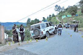Delincuentes hirieron a tres funcionarios del Cicpc