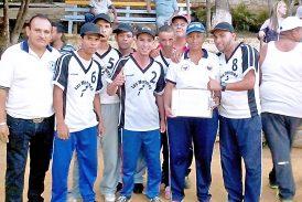 Los Moriches de Laguneta campeón municipal de bolas criollas