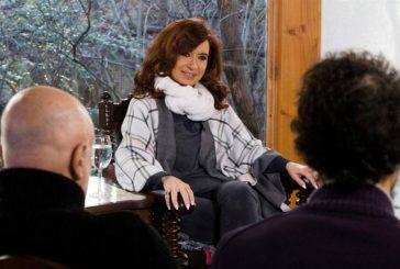 Cristina Kirchner dice que no teme ir a la cárcel