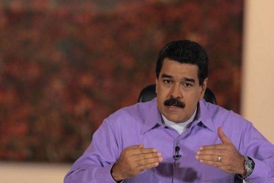 Maduro aprobó más de 4.000 millones de bolívares para la gobernación de  Miranda