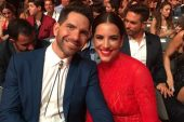 Gaby Espino se presentó con su nuevo novio en Premios Tu Mundo
