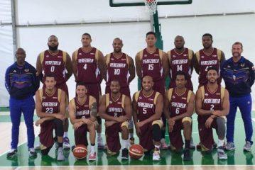 Venezuela escaló siete lugares en Ranking de la FIBA