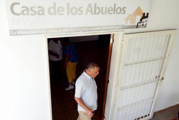 Hampa tiene de sopita a Casas de Abuelos