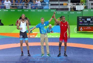Pedro Ceballos aseguró diploma olímpico para Venezuela