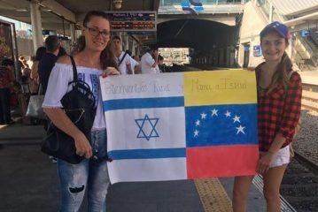 Israel, otro destino para los venezolanos