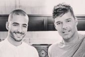 Ricky Martin y su novio en crisis por culpa de Maluma