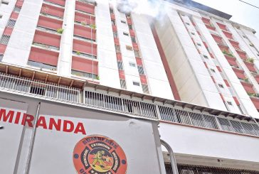 Incendio consumió apartamento