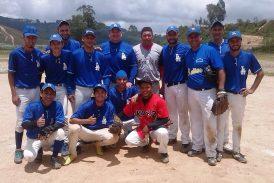 Latinos campeón de softbol B de La Fragua 5