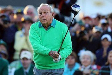 Muere la leyenda del golf Arnold Palmer