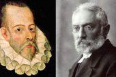 Se recuerda el nacimiento de Miguel de Cervantes Saavedra y Miguel de Unamuno