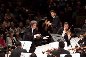 Dudamel y La Bolívar tocaron el corazón de Estocolmo y Helsinski con Alma Llanera