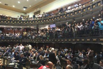 Asamblea Nacional debate hoja de ruta para restituir la democracia en Venezuela