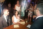 """Gaby La Páez contrajo matrimonio en """"Boda Sorpresa"""""""