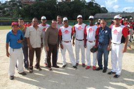 Caimaneras Coca Cola toma por tercer año estadio Alexis Padilla de Carrizal