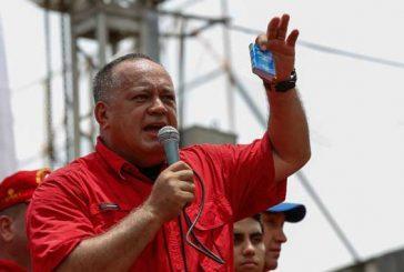Diosdado Cabello mandó a meter presos a responsables de fraude del RR