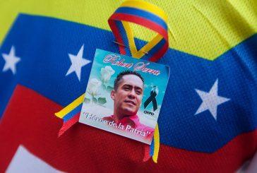 Juventud oficialista marchará este sábado a dos años del asesinato del dirigente Robert Serra
