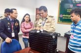 Arrestaron a venezolana en Camboya por tráfico de drogas