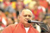 Cabello: Maduro protege la Constitución