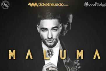 Entradas para conciertos de Maluma en Venezuela ya están en preventa