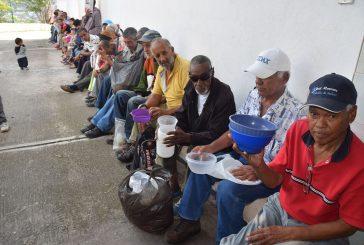 Monjitas dan de comera 350 desamparados
