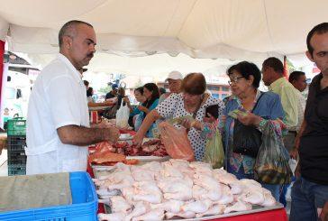Pollo y sardina son el resuelve de los tequeños