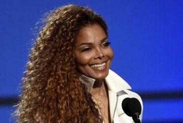 Primeras imágenes de Janet Jackson embarazada