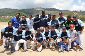 Truenos campeón B-2 del softbol de San Antonio de Los Altos