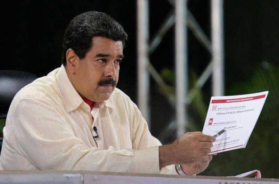 Maduro: Estamos venciendo a pesar de los ataques