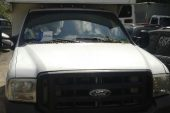 Recuperan camión robado