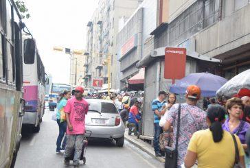 Plaza Guaicaipuro es zona roja
