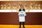 Modric mostró su emoción por firmar con Real Madrid hasta 2020