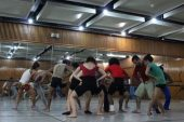 Teresa Danza Contemporánea estrena la pieza Phi en la sala Ríos Reyna