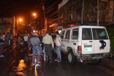 Secuestrado joven delante de su madre en Carrizal