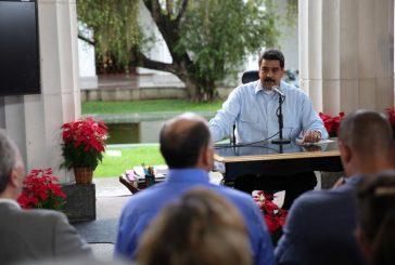 """Maduro: Carlos Ocariz está """"fuera de ranking"""" para participar en mesa de diálogo"""