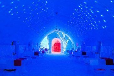 Mira estos espectaculares hoteles de hielo