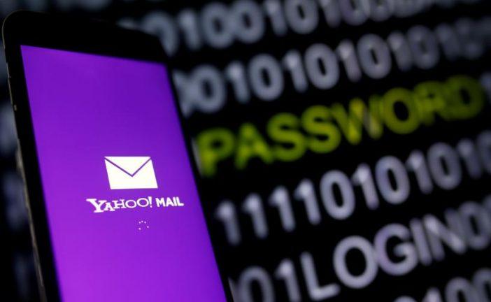 Yahoo anuncia el robo de datos