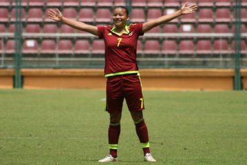 Daniuska Rodríguez está entre las tres finalistas al premio Puskas de la FIFA