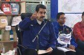 Maduro: Hay una operación para dejar a Venezuela sin papel moneda