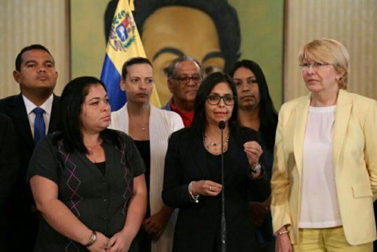 Rodríguez: Lo que pretenden hacer en Mercosur es un golpe de estado