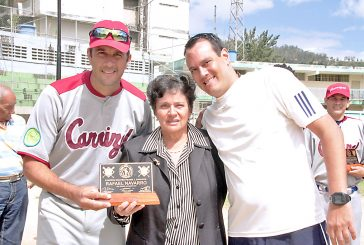 "Inaugurada copa de beisbol Luis ""Hueso"" Navarro"