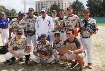 Beisbol Veteranos de Guaicaipuro entregó premiación