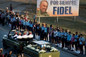 Con ceremonia privada entierran cenizas de Fidel Castro
