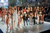 Los angelitos más sexys del Victoria's Secret Fashion Show 2016
