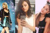 Las más grandes en Instagram Selena Gómez, Taylor Swift y Ariana Grande