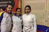 Equipo femenino de espada entra en acción el domingo en la Copa del Mundo
