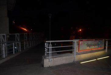 Atracan a diestra y siniestra en rampa de estación Guaicaipuro
