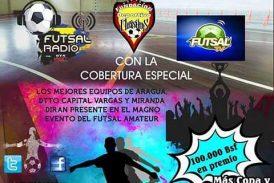 En Los Teques se jugará el Torneo Elite de Futsal